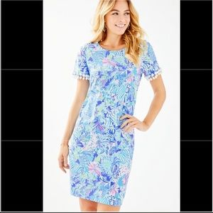 Lilly Pulitzer Lissie Dress Lion Around M